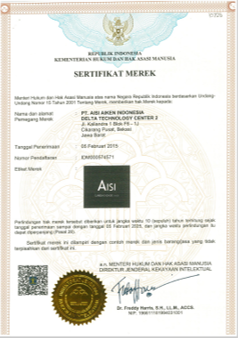 AISI CARBON DIOXIDE CERTIFICATE